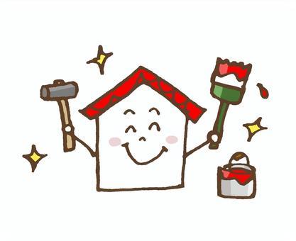 屋根 工事