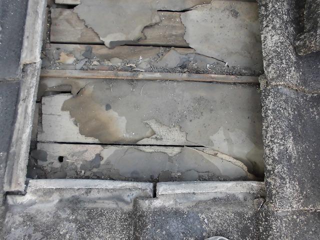 熊本市西区屋根現場調査下地20180413