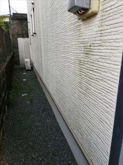 外壁塗装 工事前