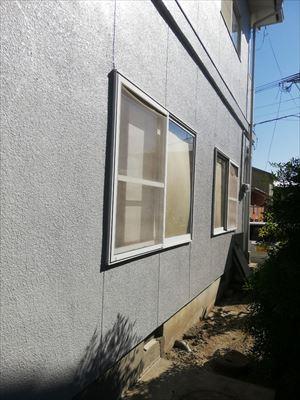 外壁塗装 完工写真 ファインパーフェクトトップ