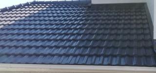 屋根塗装 工事後