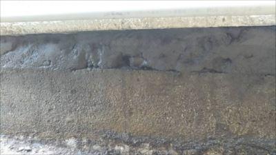 グラウト材注入 基礎 隙間