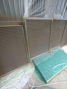 外壁塗装 雨樋②