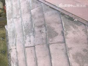 屋根 不陸箇所