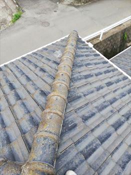 セメント瓦 屋根 劣化