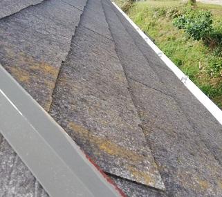 屋根材劣化 棟板金錆び 工事のご提案