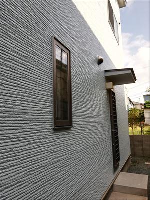 外壁塗装 完工写真