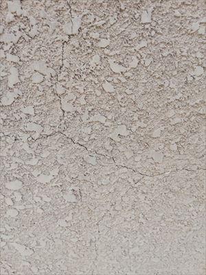 外壁塗装 クラック 工事前