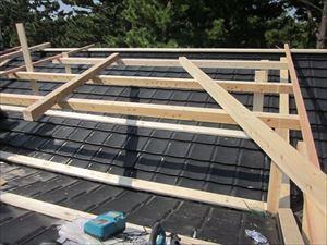 屋根工事種類 重ね葺き コラム