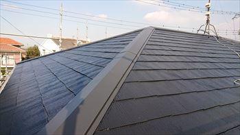 屋根塗装メンテナンス 施工後