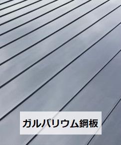 ガルバリウム鋼板 特徴
