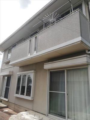 熊本市北区で屋根各所にトラブルが発生!カバー工法を提案しました