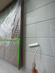 外壁塗装 下塗り①