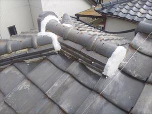屋根工事種類 漆喰補修