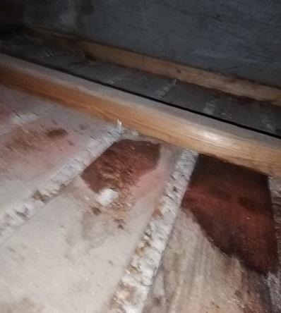 浴室からの水漏れ 天井裏 階下の水漏れ