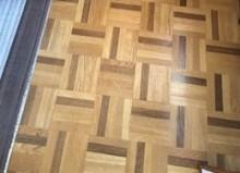 内装替え 板張り床