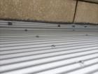 金属屋根 錆び 雨漏り 工事後