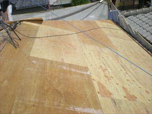 屋根工事①