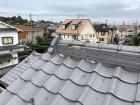 大屋根 のし落下
