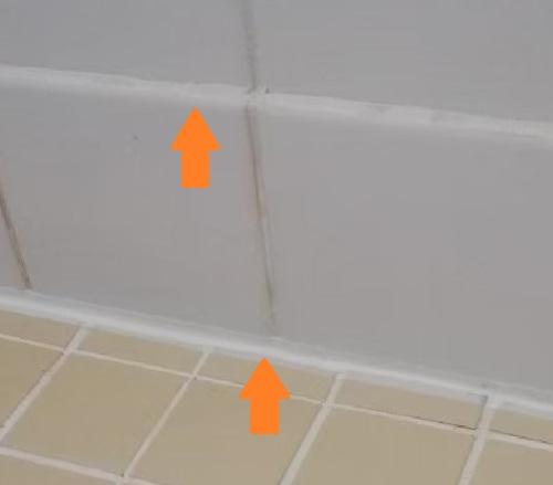 浴室 コーキング補修 熊本