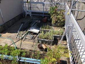 3階屋上 防水現地調査②