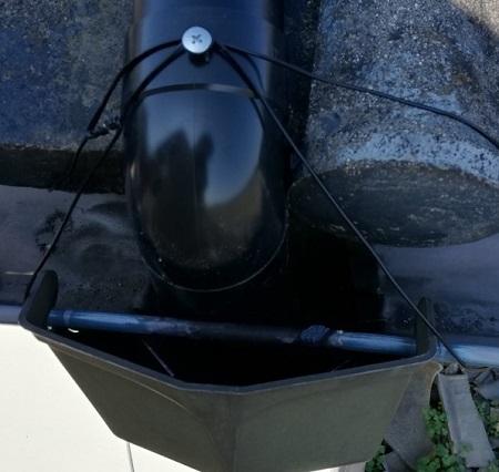 集水器 ワイヤー 固定 歪み防止