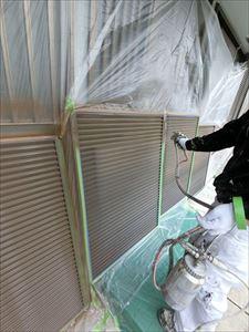 外壁塗装 雨樋
