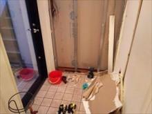 雨漏り調査 内部解体