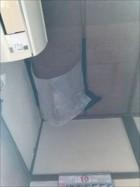 雨漏り調査 2階天井 雨漏り部分