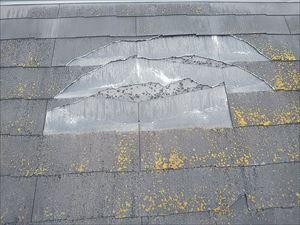 屋根劣化症状① コラム
