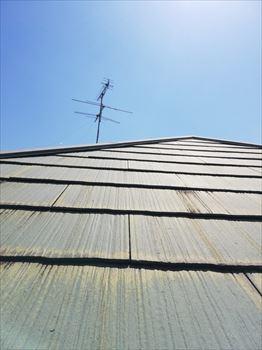 スレート屋根 劣化 塗装ご提案