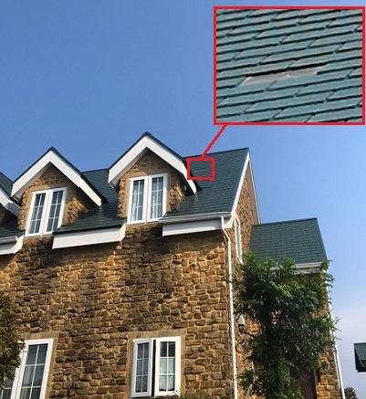 スレート屋根材 剥がれ 被害箇所