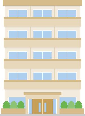 マンション アパートの工事も街の屋根やさん熊本店にお任せ