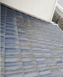 屋根塗装 工事前