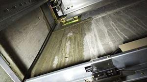 雨漏り状況 エレベーター内部