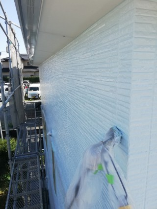 外壁塗装 工事後
